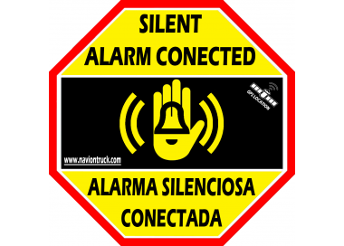 Alarma Anti Intrusos para Camion